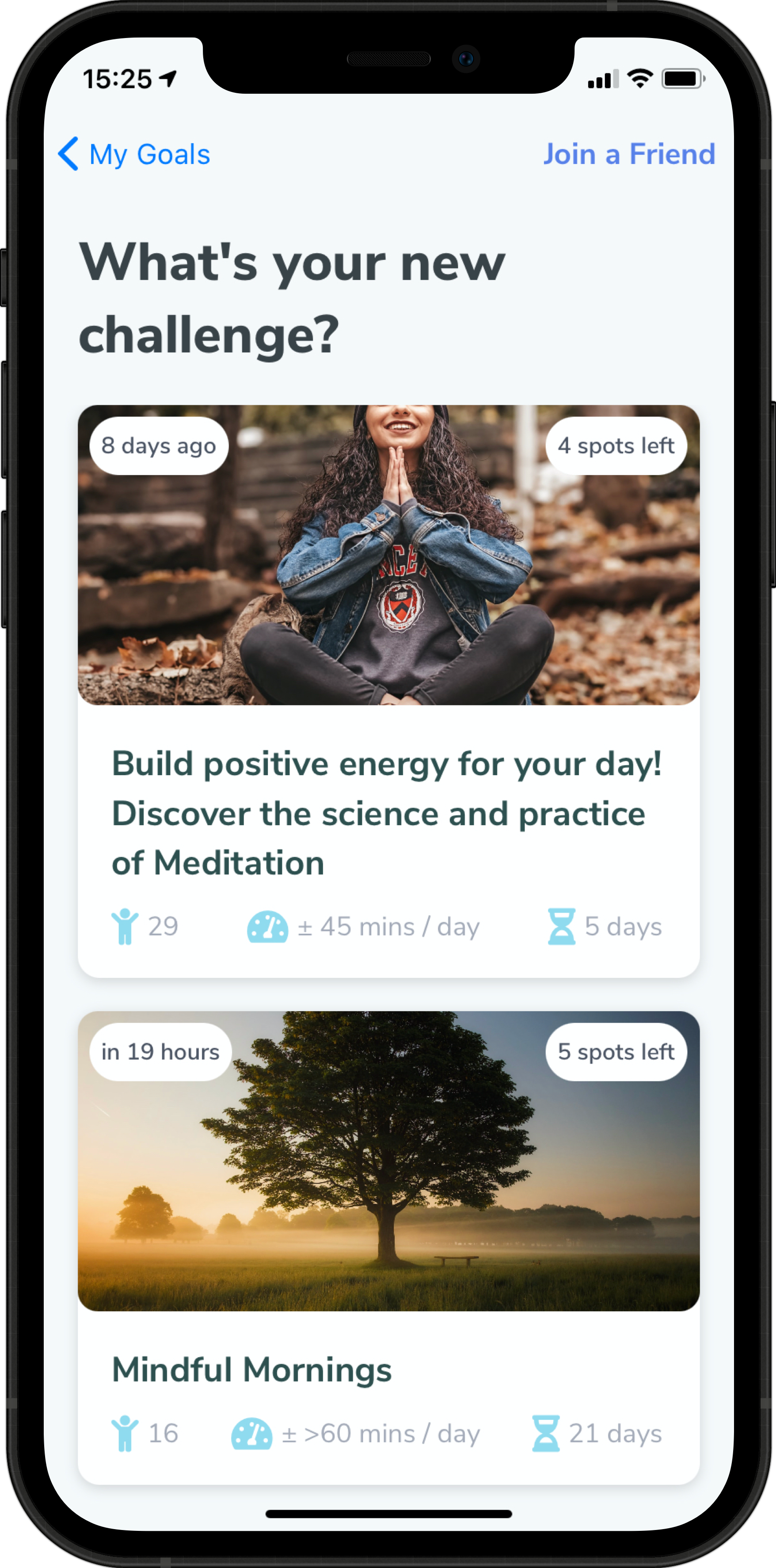 motivational app to send positive cards